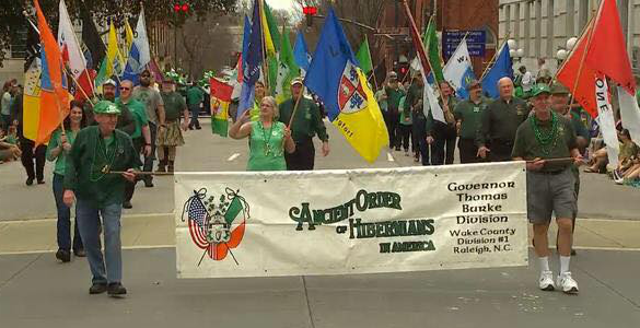 AOH Marching